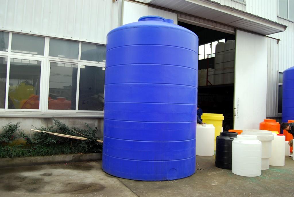 20吨塑料储罐20吨耐酸碱储罐20立方化工储罐