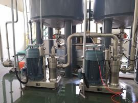 三聚氯氰湿法粉碎机,三聚氯氰改进型胶体磨
