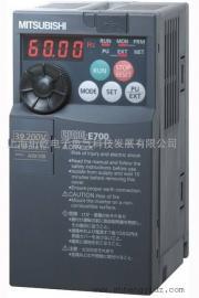 MITSUBISHI三菱FR-F700风机水泵用变频器安装与调试