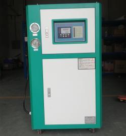 厂家直销5HP风冷式冷水机,工业设备循环水降温装置