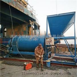 厂家优惠出售洗石机 大型搅拌站洗石机质保多久