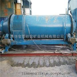 大规模洗石机 备件式洗石机使用寿命长