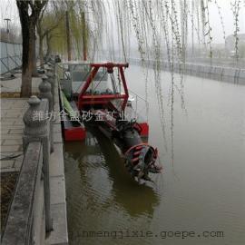 厂家生产挖泥船 绞吸式挖泥船河流功课运营方法