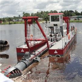 大规模河流挖泥船 机动绞吸式挖泥船河流清淤乐音小