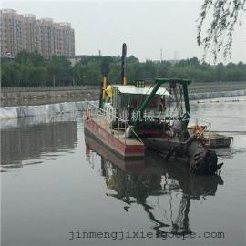 河流挖泥船定制 绞吸式挖泥船灰浆泵使用寿命长