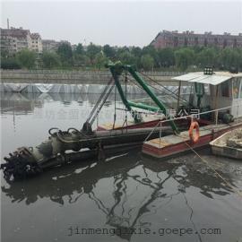 挖泥船生产 正规绞吸式挖泥船远洋吹填造地当场