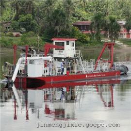 大规模绞吸式挖泥船水分清淤效果好 绞吸式挖泥船报价