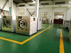 海杰100公斤工业洗衣机不锈钢