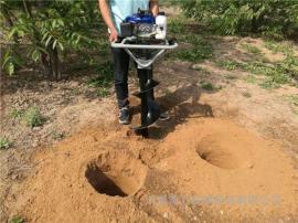 经济实惠型单人手提地钻挖坑机