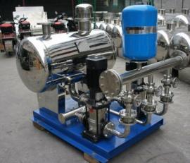 变频恒压生活加压给水设备
