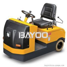 BAYOO(拜优)座驾牵引车,电动牵引车,牵引拖车,拖货车
