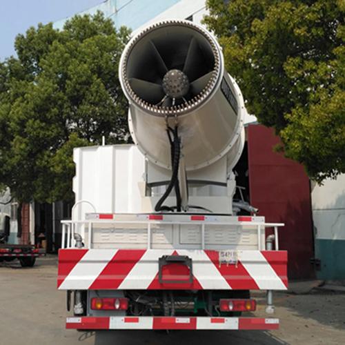 60-100米东风天锦10吨雾炮车|抑尘车|喷雾车