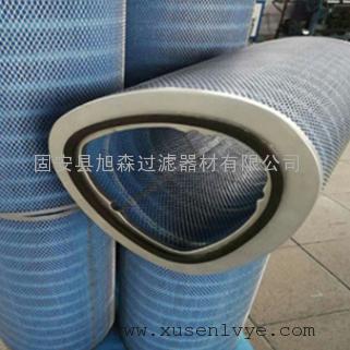 唐纳森P034303耐高温阻燃空气滤筒