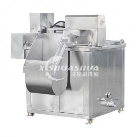 供应厂家直销洗刷刷XSS-1000红薯片油炸机 自控温控小型油炸锅