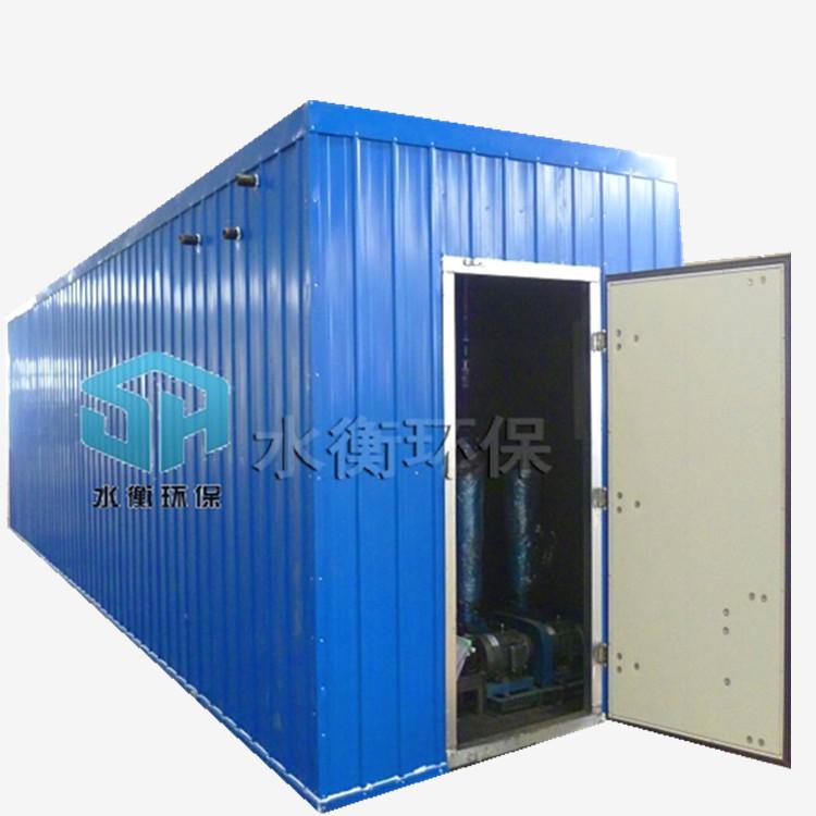 生物膜污水处理法 中水回用设备 有效处理生活污水