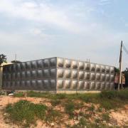 专业定制不锈钢水箱