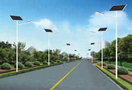 开元供应3年5年质保新型太阳能照明路灯