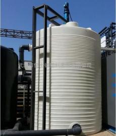 10吨工程塑料储罐10吨塑料水塔