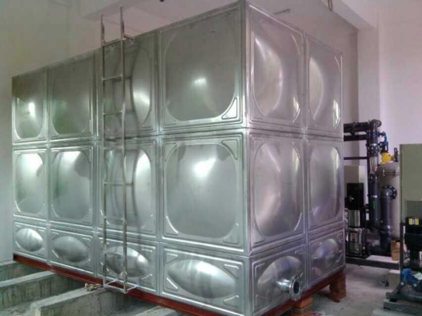 不锈钢水箱改造