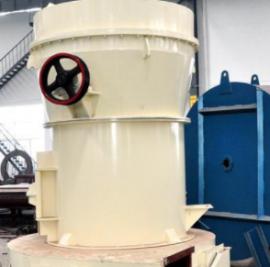 西芝雷蒙磨粉机向大型化发展