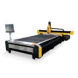 方管圆管激光切割机 金属平板激光切割机 汉马激光