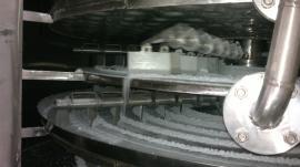 碳酸锂盘式干燥机