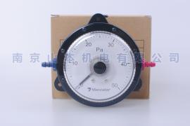 山本电机压力表WO81FN50DV微差压计 日本原装进口