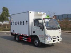 国五跃进小型医疗废物转运车