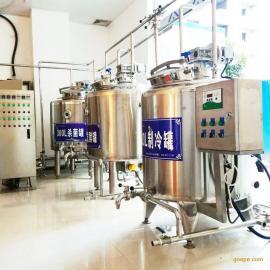 小型牛奶生产线全套加工设备