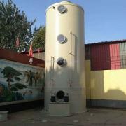 家俱厂环保设备废气处理粉尘处理喷淋塔洗涤塔净化设备