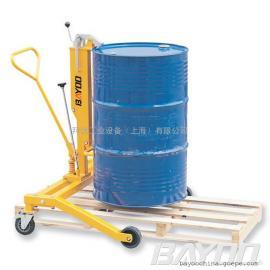 BAYOO油桶车 油桶夹 油桶吊