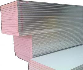 蘑菇烘干房保温板 烤房保温板 酚醛彩钢夹芯板