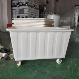 500L食品级塑料水箱 周转箱 大号养殖方箱 运输箱厂家供应