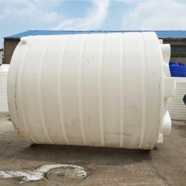 20吨pe塑料水箱滚塑桶水处理工程专用高位水箱储罐大水桶直销