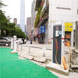 云鸟能源 绿色智能交流柔性充电堆 安全/便利/智能