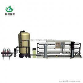 节能环保全自动海水淡化设备 华兰达直供高盐水淡化除盐净化设备