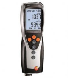 testo 435-3 多功能环境测量仪