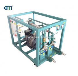低压冷媒专用回收机 回收彻底 免维护