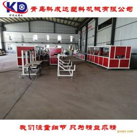 PVC仿大理石电梯门套设备生产线