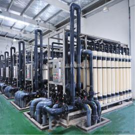电镀加工厂清洗生活废水净化中水回用装置 晨兴自动中水回用设备