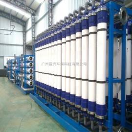 五金工艺师边角料处理设备 中水回用设备 环保水处理成套设备
