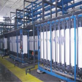洗涤厂污水净化处理中水回用工程 除杂去悬浮物细菌中水回用系统