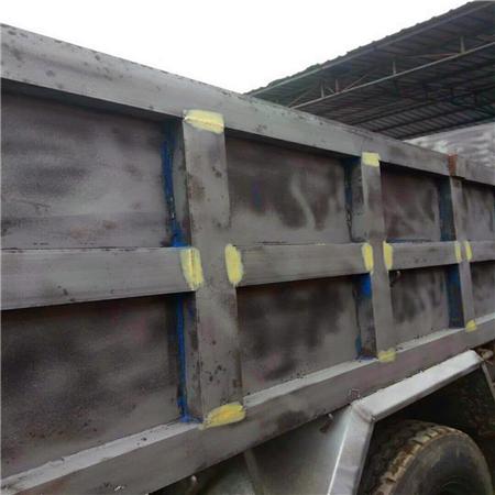 卡车车厢去漆除锈喷砂机