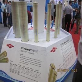 原装进口陶氏反渗透SW30XLE-440i 4寸海水淡化反渗透膜