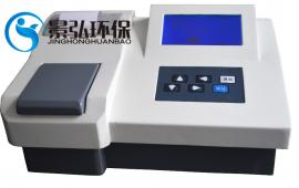 便携式氨氮快速测定仪 USB接口数据上传高亮度氨氮测定仪