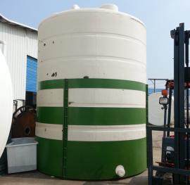 30吨水处理工程专用高位水箱pe塑料仓储物流特大号塑料箱直销