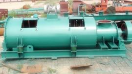 单轴/粉尘加湿机搅拌机BDSZ-50双轴卧式除尘器