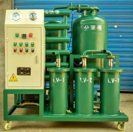 高质量变压器油专用真空滤油机