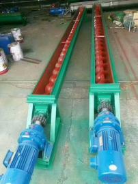 绞龙 螺旋输送机干粉提升机不锈钢上料机 厂家直销定制
