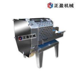 正规切菜机TJ-168,全白口铁,可切叶菜,球根类菜(出产线公用)
